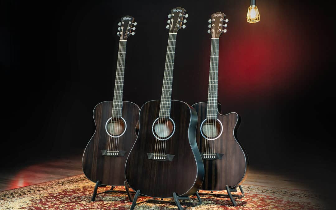 Washburn's new Deep Forest line