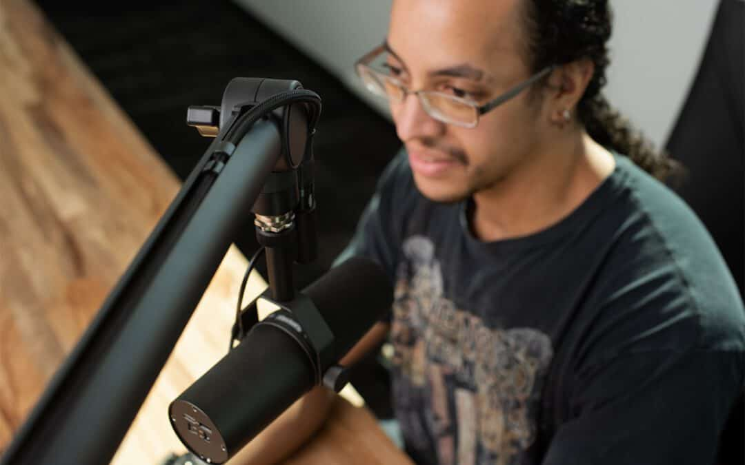 ANNOUNCING THE WARM AUDIO MICROPHONE BOOM ARM
